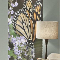 Custom Printed Roller Shades - The essence of your personality on your roller shades