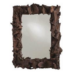 Kazu Mirror - Clayton Gray Home -