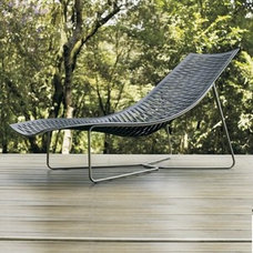 Modern Outdoor Chaise Lounges Modloft | York Chaise Lounge