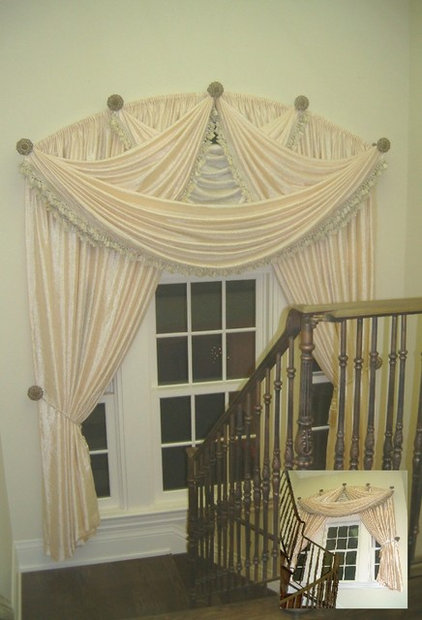 Curtains by Workroom By Design