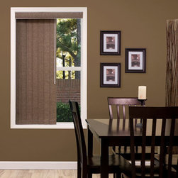 Nature Fabric Vertical. Free Samples and Shipping! - Nature Fabric Vertical - Buy with Confidence, Get Free Samples Today!Nature Fabric vertical blinds combine the practicality and light control of vertical blinds while providing the beauty and texture of fabric draperies.