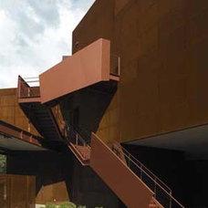 Steven Holl Architects University of Iowa School of Art & Art History Building: