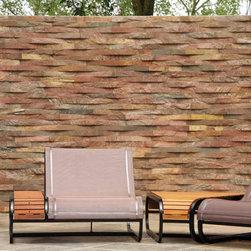 Outdoor Patio Vtile Copper -