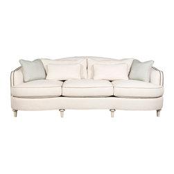 Vanguard Furniture - Vanguard Furniture Manchester Sofa V259-S - Vanguard Furniture Manchester Sofa V259-S
