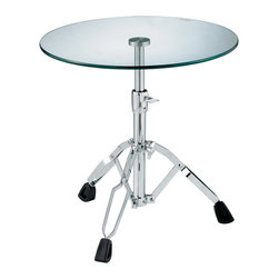 Adesso - Adesso WK2891-22 Jazz Adjustable - Steel/Glass - Adesso WK2891-22 Jazz Adjustable - Steel/Glass