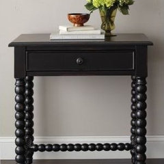 traditional nightstands and bedside tables by Garnet Hill