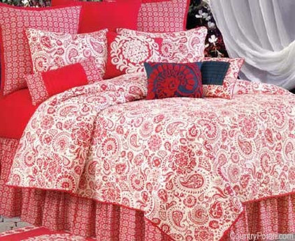 Eclectic Quilts And Quilt Sets by The Country Porch