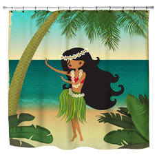 Tropical Shower Curtains by Extremely Stoked International, Inc.