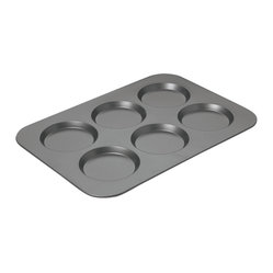 Chicago Metallic Nonstick Original Muffin Top Pan