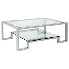 contemporary coffee tables by Z Gallerie