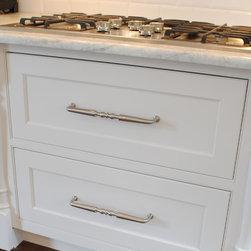Classic White Inset Kitchen -