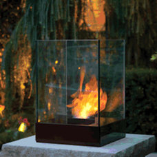 Modern Fire Pits by City Home and Garden