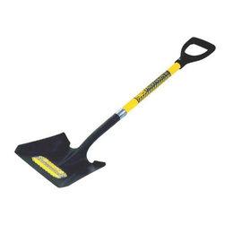 SEYMOUR MFG. - Square Point Fiberglass Shovel D-Handle - Features: