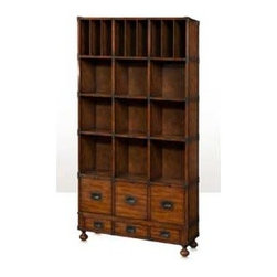 Media Storage & Bookcases -