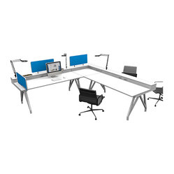 EYHOV Executive Corner Desk System