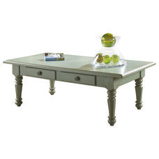 Traditional Coffee Tables by Carolina Rustica