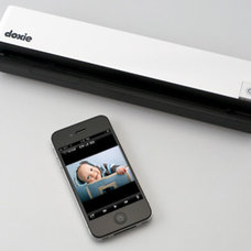 modern home electronics by Doxie