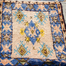 Eclectic Rugs by Beldi