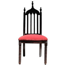 Eclectic Chairs 19th Century American Gothic Side Chair