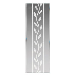 Kichler Lighting - Kichler Lighting LED Wall Sconce Housing Only X-DELIS57524 - For a more decorative look, this Kichler Lighting wall sconce (housing only) features interchangeable glass panels (sold separately) that help you create a custom look for any space. It features clean and modern silver finish and coordinating modern LED light source for ample lighting.