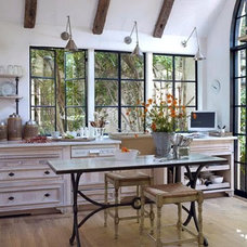 Eclectic  Functional Kitchen