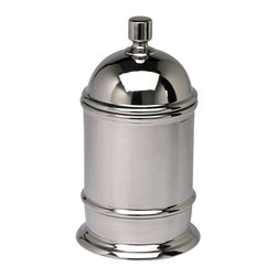 Cyan Design - Chrome Canister - Large - Large chrome canister - chrome