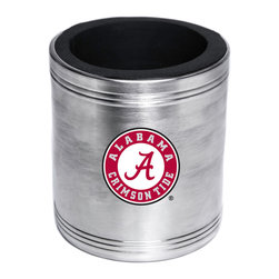 Arthur Court - Alabama Coozie - Wash by hand with mild dish soap and dry immediately. Product not intended as cookware. Can withstand 350 F. Refrigerator and freezer safe.