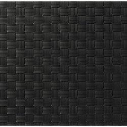 ORDENTLIG Place mat - Place mat, black