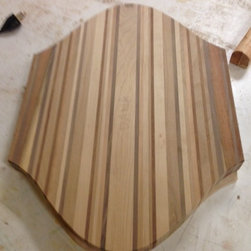 Cutting boads SOLD - Large long grain cutting or presentation board.