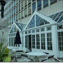 Common Area Aluminum Conservatory -