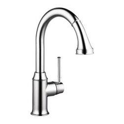Hansgrohe - Hansgrohe - Talis C Higharc Single Hole Kitchen Faucet - 04215000 - Chrome Finish