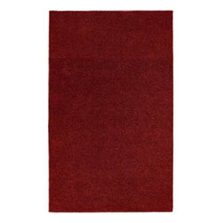 Garland Rug - Bath Mat: Area Rug: Room Size Burgundy 5' x 6' Bathroom - Shop for Flooring at The Home Depot. Our classic wall to wall bathroom carpet is large enough to cover most bathroom floors. These plush 100% nylon rugs are available in a variety of classic solid colors. Made in the USA.