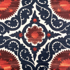 Mediterranean Carpet Flooring by FLOR