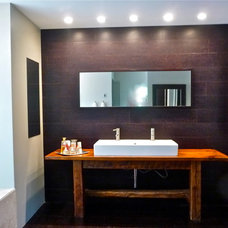 Contemporary Bathroom by Interior Analysis