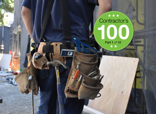 Contractor's 100: Part 1 of 10