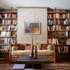 Eclectic Bookcases by Day Shift Furniture