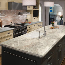Transitional Kitchen Countertops by Seifer Kitchen Design Center