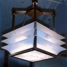 Traditional Pendant Lighting by GSI Studios