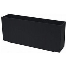 Modern Outdoor Planters by YLiving.com