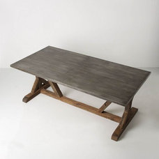 Rustic Dining Tables by Anthropologie