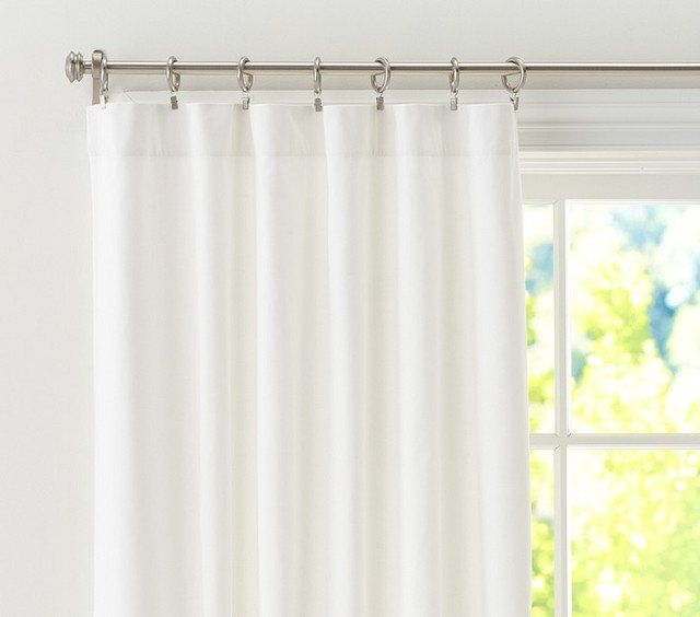 Traditional Curtains by Pottery Barn Kids