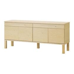 Tord Björklund - BJURSTA Sideboard - Sideboard, birch veneer