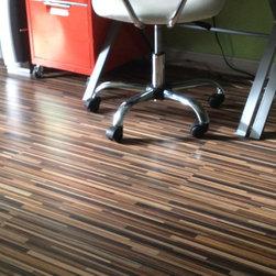 Kronopol Astoria 8mm Laminate Flooring is ideal for boy rooms, office or hobby r - Bestlaminate