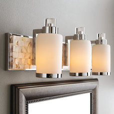 Traditional Bathroom Vanity Lighting by Horchow
