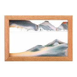 Pitkin Stearn - Sandpicture- Horizon, Oak - Look to the Horizon
