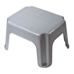 Rubbermaid - Rubbermaid Small Step Stool (6-Pack) (275300CYLND) - Rubbermaid 275300CYLND Small Step Stool