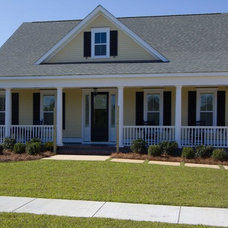 Traditional  by plantation building corp