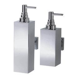 Modo Bath - Harmony 403 Soap Dispenser Wall Mounted - Harmony 403 Soap Dispenser Wall Mounted