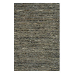 Loloi Rugs - Loloi Rugs Leyton Blue-Natural Transitional Hand Woven Rug X-6563ANBB50-OLTYEL - The Leyton Collection features a series of hand-woven dhurries with simple, yet playful designs, enhanced by its vibrant colors. Made of 60% wool and 40% cotton from India, Leyton's patterns are elevated to create a high/low effect for enriched value.
