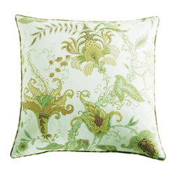 Mystic Valley - Layla - Floral Euro Sham by Mystic Home - The Layla, by Mystic Home